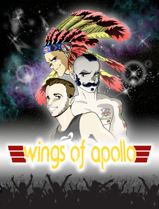 <strong>Wings of Apollo poster</strong> 2013