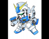 Super-Deformed NT-1 Alex - Early 2000s