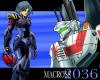 Komilia Jenius and VF-1SR/Macross 2036 - 2006