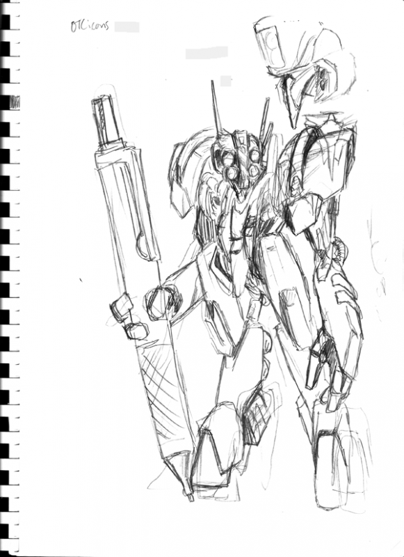 Grasshopper sketch