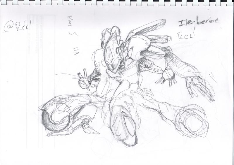 Powerslide sketch