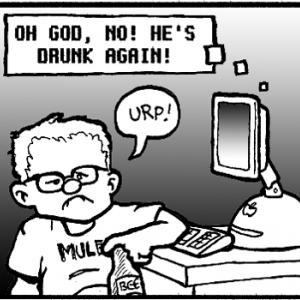 0930 M drunk