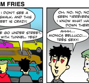 We Call Them Freedom Fries - Jan 9th, 2012