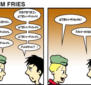 We Call Them Freedom Fries - Jan 19th, 2012