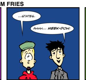 We Call Them Freedom Fries - Jan 20th, 2012
