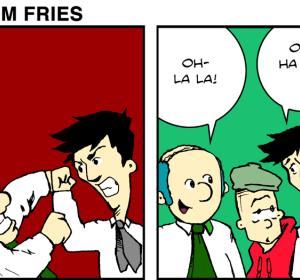 We Call Them Freedom Fries - Feb 2nd, 2012