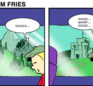 We Call Them Freedom Fries - Feb 14th, 2012