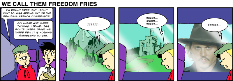 We Call Them Freedom Fries - Feb 14th, 2012