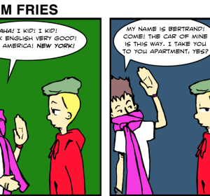 We Call Them Freedom Fries - May 25th, 2012