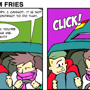 We Call Them Freedom Fries - August 6th, 2012