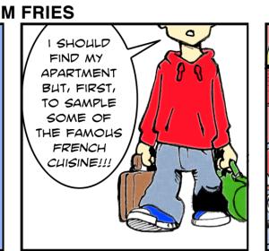 We Call Them Freedom Fries - Dec 18th, 2011