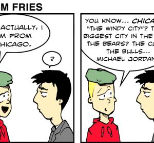 We Call Them Freedom Fries - Dec 27th, 2011