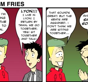 We Call Them Freedom Fries - Dec 30th, 2011