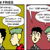 We Call Them Freedom Fries - Jan 16th, 2012